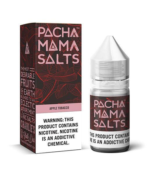 Pachamama Salts Apple Tobacco 30ml