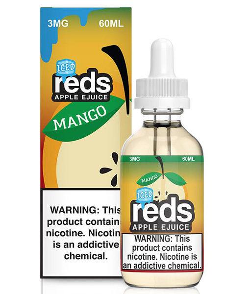 7 Daze Reds Apple Mango Iced 60ml