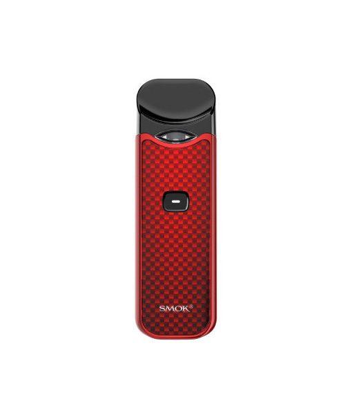 SMOK Nord Kit Red Carbon Fiber