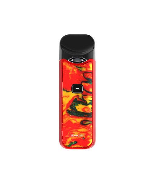 SMOK Nord Kit Red Yellow Resin
