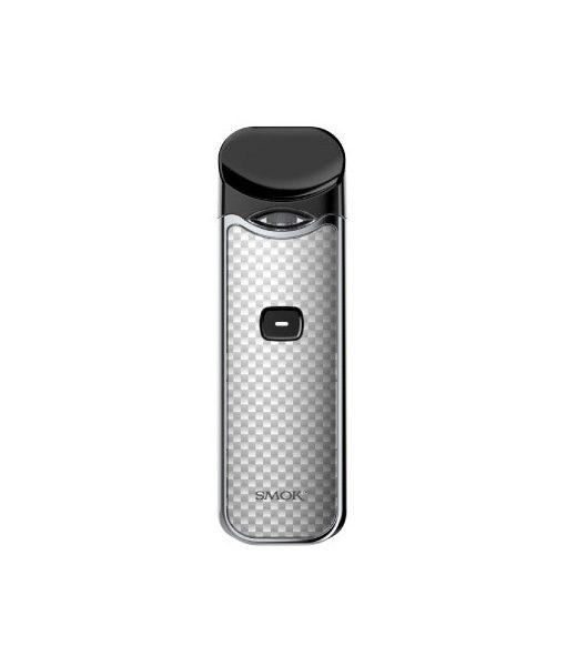SMOK Nord Kit Silver Carbon Fiber