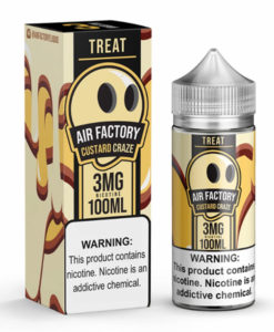 Treat Factory Custard Craze 100ml
