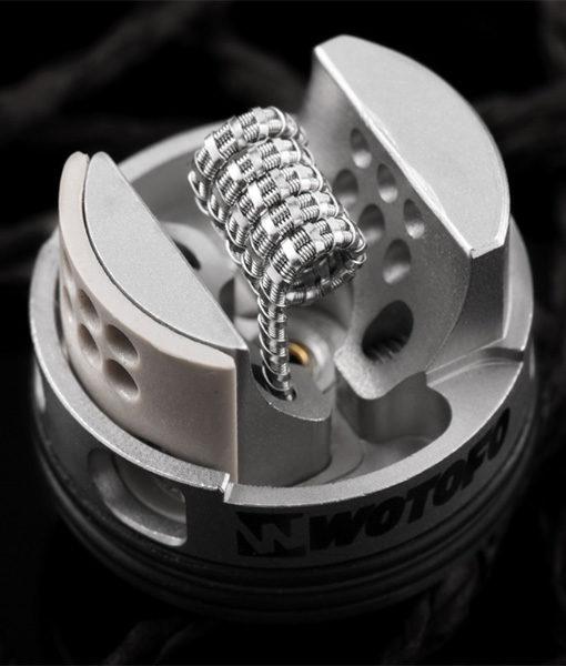 Wotofo Juggernaut Pre-Built Coils - 10 Pieces