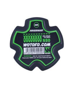 Wotofo Juggernaut Wire Roll - 20 Feet