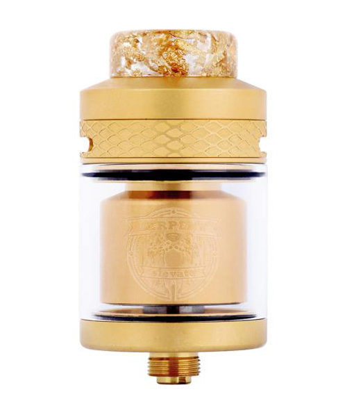 Wotofo Serpent Elevate RTA Gold