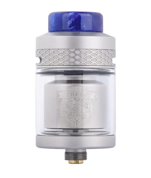 Wotofo Serpent Elevate RTA Stainless Steel