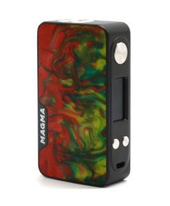 Famovape Magma Box Mod Burning Sun
