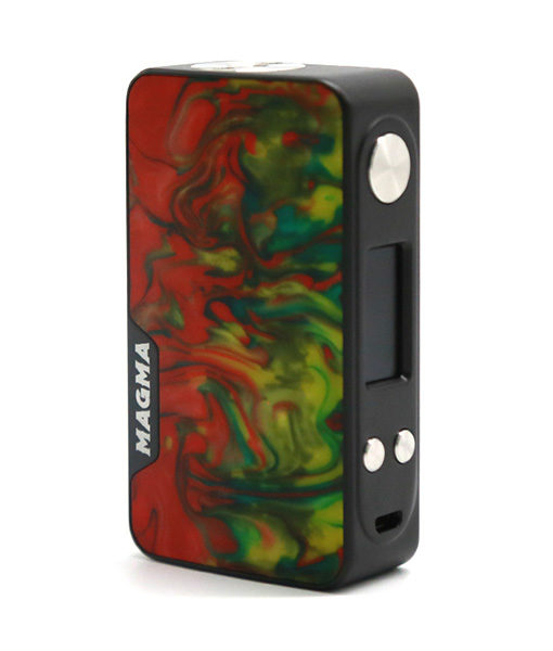 Famovape Magma Box Mod Burning Sun