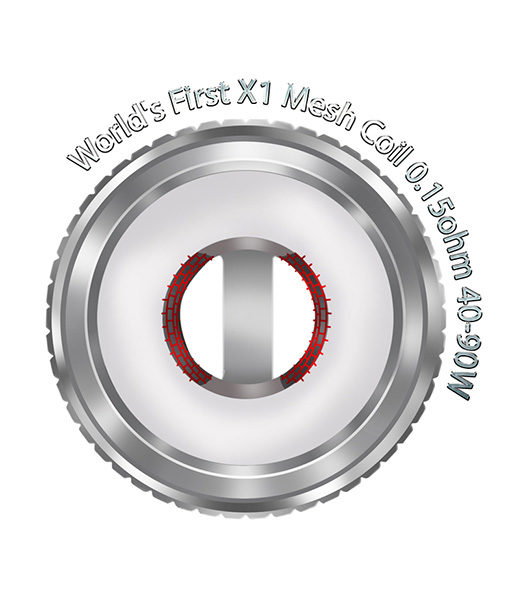 Freemax Twister Coils 5-Pack X1 Mesh