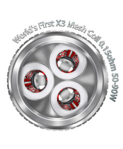 Freemax Twister Coils 5-Pack X3 Mesh