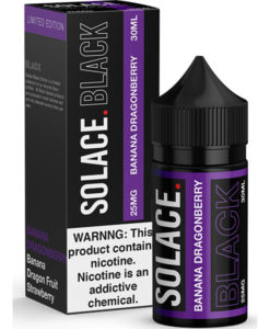 Solace Black Banana Dragonberry 30ml