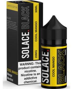 Solace Black Cool Mango 30ml