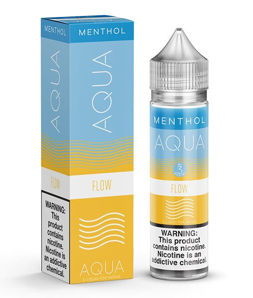 Aqua Menthol Flow 60ml
