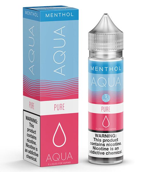 Aqua Menthol Pure 60ml