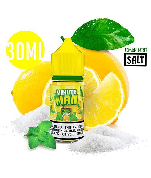 Minute Man Lemon Mint 30ml