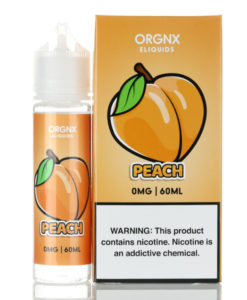 ORGNX Peach 60ml