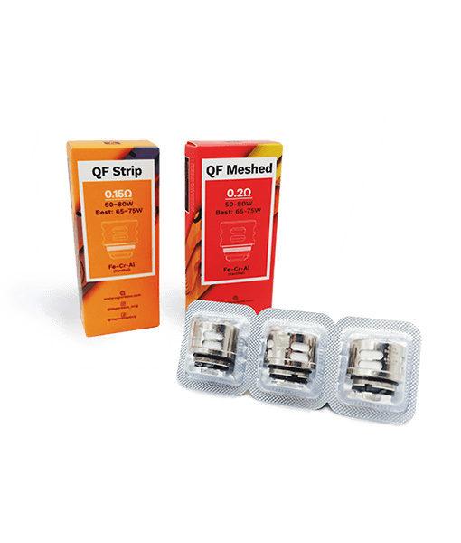 Vaporesso QF Coils 3-Pack