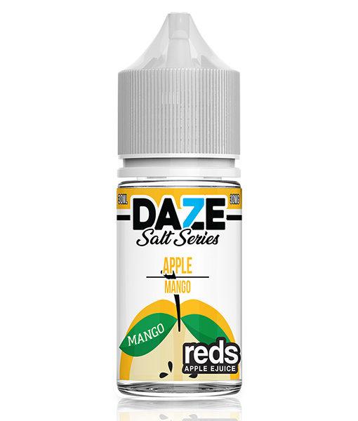 7 Daze Salt Series Reds Apple Mango 30ml
