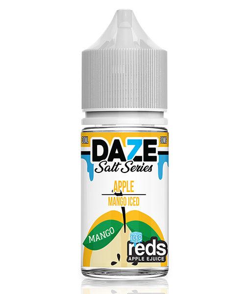 7 Daze Salt Series Reds Apple Mango Iced 30ml