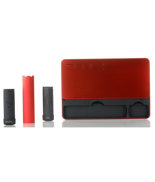 VO Tech Zeal Plus Red