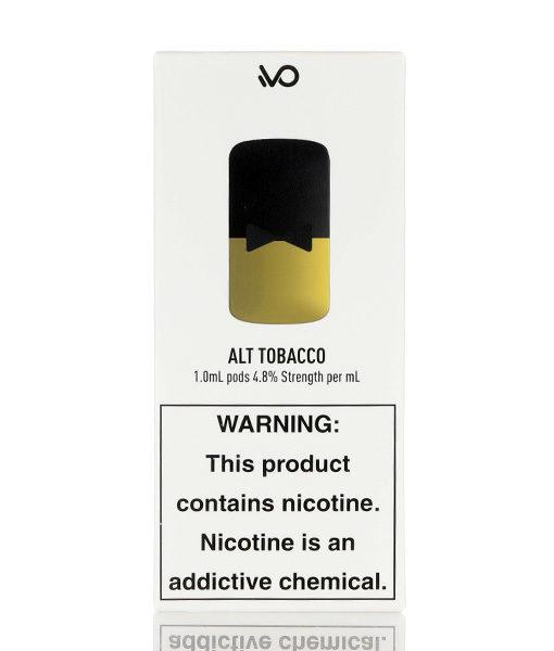 VO Tech Zeal Pods 4-Pack Alt Tobacco