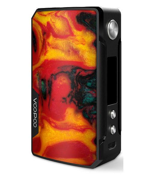 VooPoo Drag 2 Mod Fire Cloud