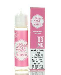 Propaganda Vape Pink Whipp'd 60ml