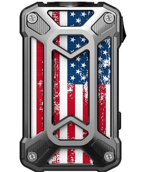 Rincoe Mechman Mod Steel Case American Flag Stainless Steel