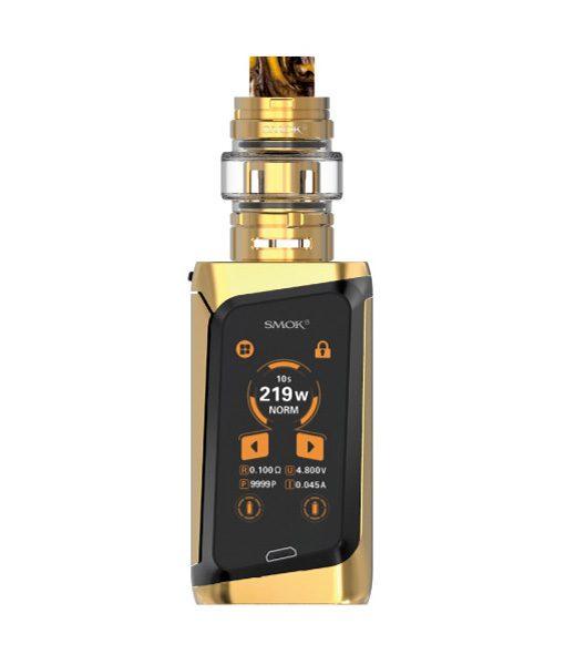 SMOK Morph 219 Kit Gold/Black