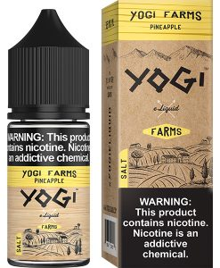 Yogi Farms Salt Pineapple 30ml