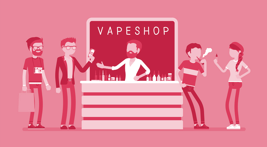How Much Does It Cost To Open A Vape Shop