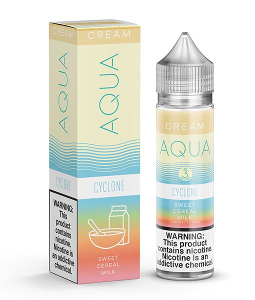 Aqua Cream Cyclone 60ml