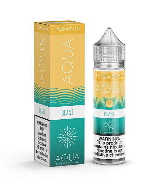 Aqua Tobacco Blast 60ml
