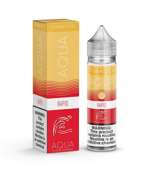 Aqua Tobacco Rapid 60ml