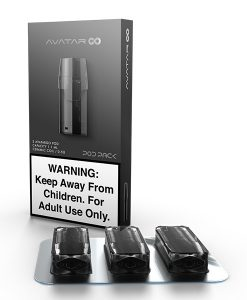 Avatar Go Replacement Pods 3-Pack