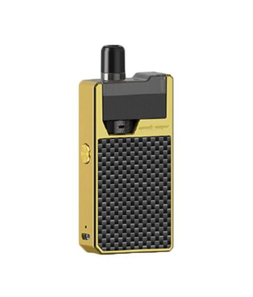 Geekvape Frenzy Kit Gold Carbon Fiber