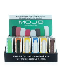 Mojo Disposable Combo Case 60-Pack