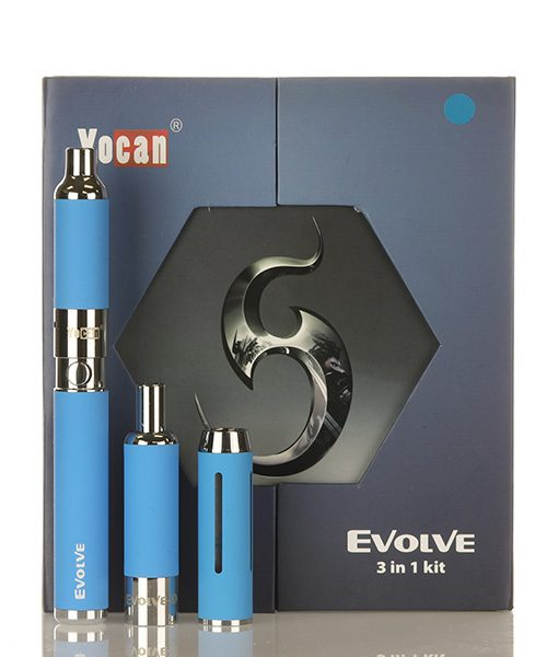 Yocan Evolve 3-in-1 Kit Blue