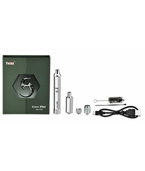 Yocan Evolve Plus 2-in-1 Kit