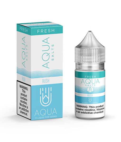 Aqua Fresh Salts Rush 30ml