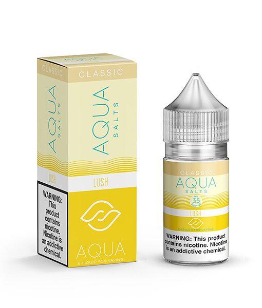 Aqua Classic Salts Lush 30ml