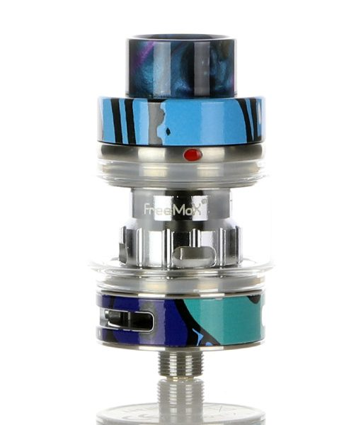 FreeMax Fireluke 2 Tank Graffiti Blue