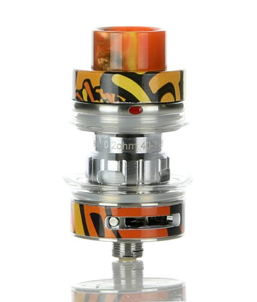 FreeMax Fireluke 2 Tank Graffiti Orange