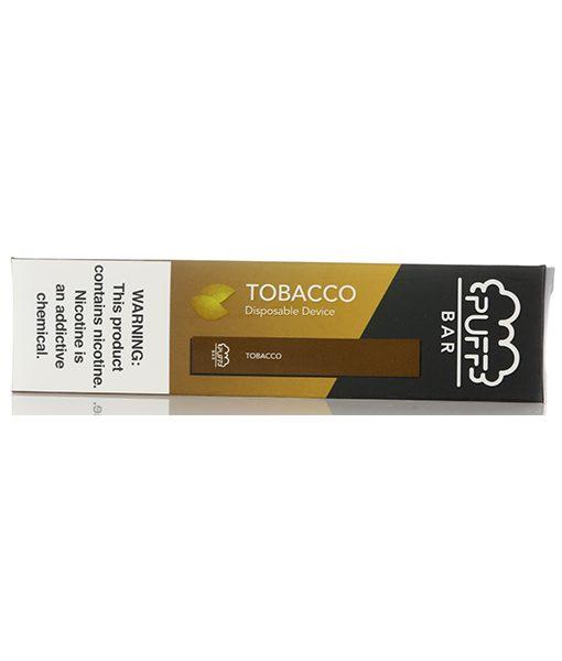 Puff Bar Disposable Pod Device Tobacco