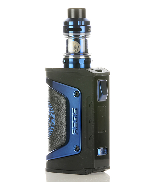 Geekvape Aegis Legend Limited Edition Kit with Zeus Tank Blue