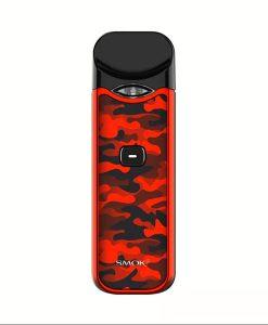 SMOK Nord 1100mAh 3ml Kit Red Camo
