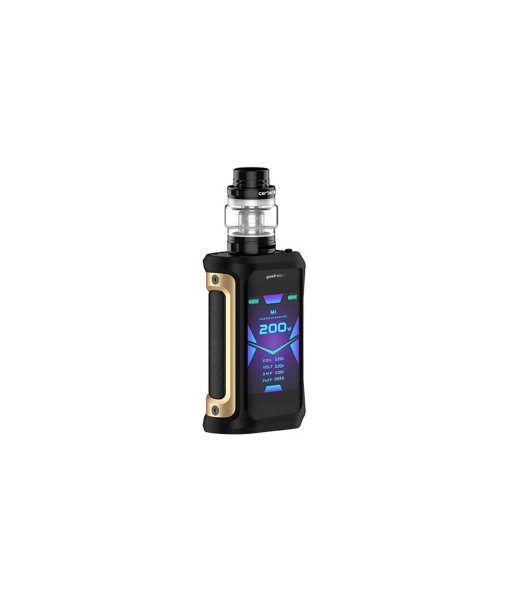Geekvape Aegis X Kit Gold/Black