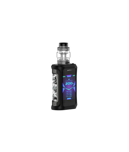 Geekvape Aegis X Kit Gunmetal/Camo