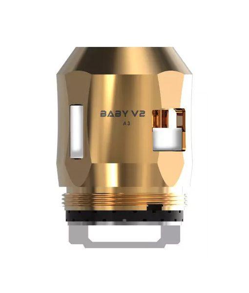 SMOK Baby V2 Coils 3-Pack A3 Gold
